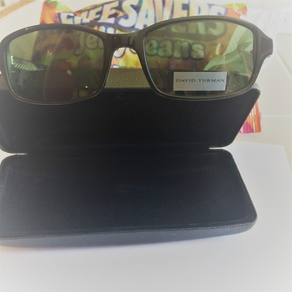 529cf33e41 David Yurman Sunglasses DY611 01 anti-reflective